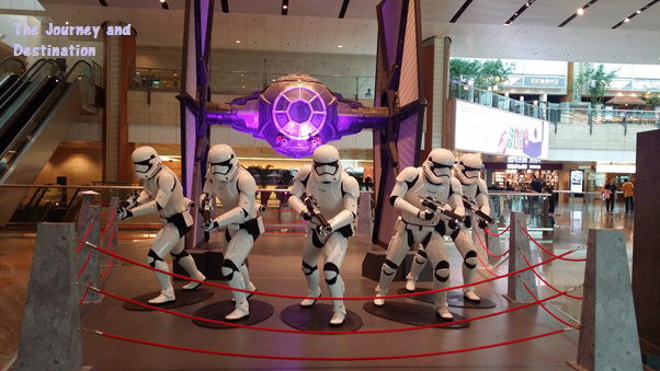 Star Wars at T2