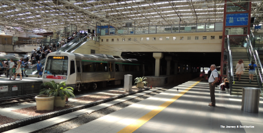 Perth Station 2